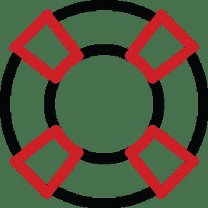 ikona zwiniętego papieru